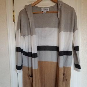 Sag Harbor long sweater